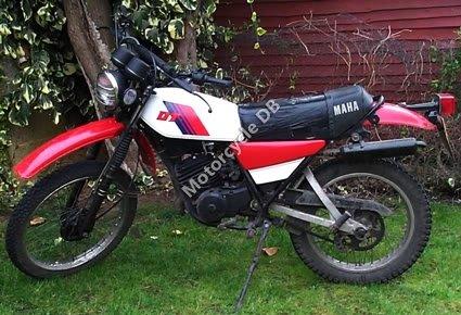Yamaha DT 250 MX 1981 15401