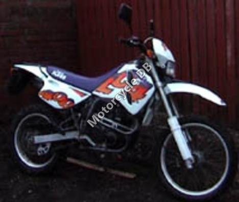 KTM GS 620 Duke 1996 15439