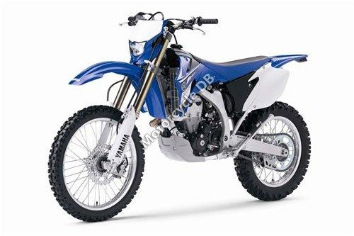 Yamaha WR450F 2008 2982