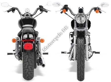 Harley-Davidson XL 1200L Sportster 1200 Low 2006 5634