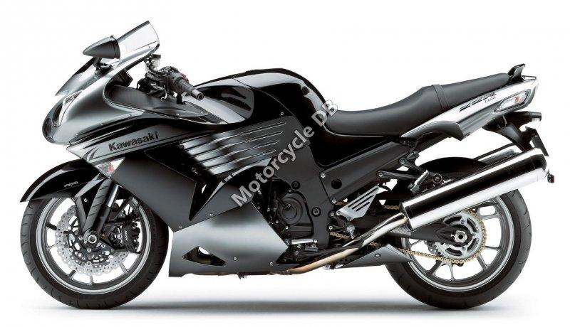 Kawasaki ZZR 1400 2007 29145