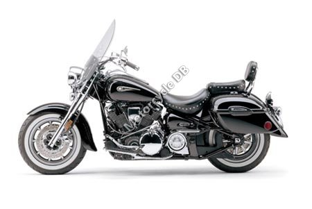 Yamaha Road Star Midnight Silverado 2006 5723