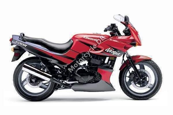 Kawasaki GPZ 500 S 1996 1652