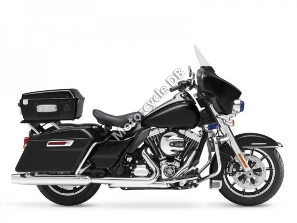 Harley-Davidson Electra Glide Police 2014 23426 Thumb