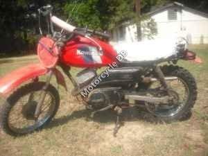 Kawasaki KD 80 M 1986 7265