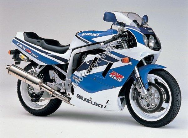 Suzuki GSX 750 F 1991 16223