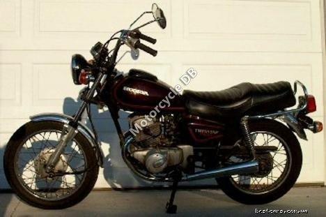 Honda CM 200 T 1986 16430