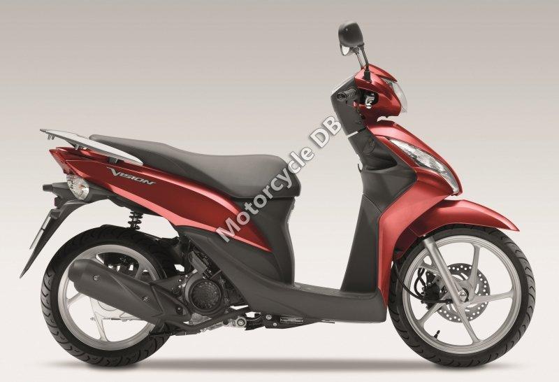 Honda Vision 110 2014 30844