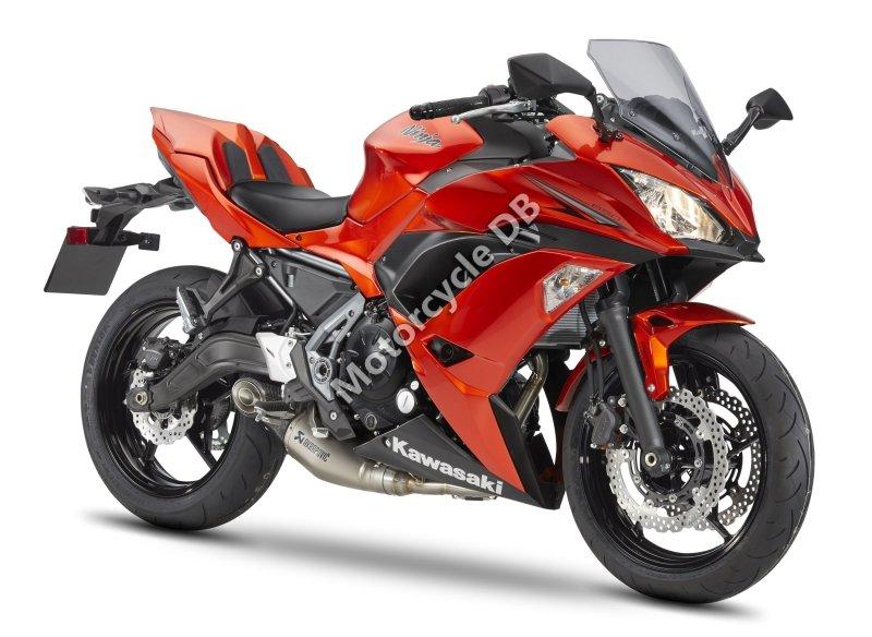 Kawasaki Ninja 650 2017 29040