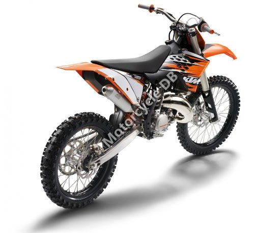KTM 125 SX 2010 4349