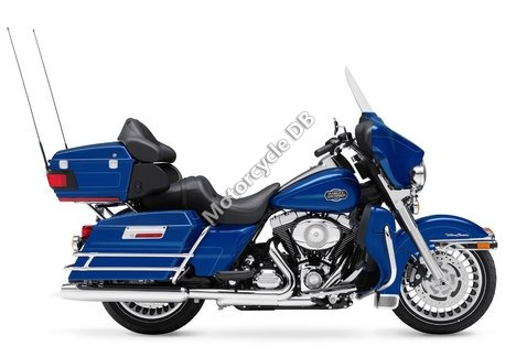 Harley-Davidson Electra Glide Ultra Classic (reduced effect) 1992 17968