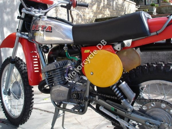 Puch GS 250 HF 1986 12723