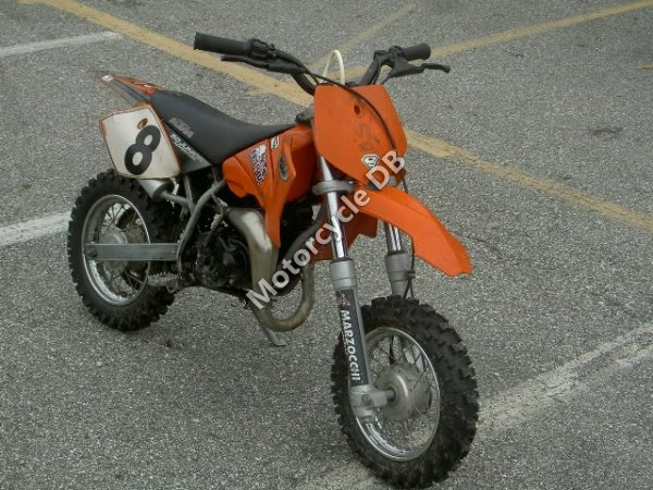 KTM 50 Junior Adventure 2003 13319