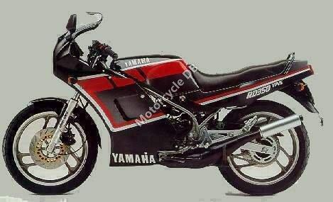 Yamaha RD 350 F 1986 12835