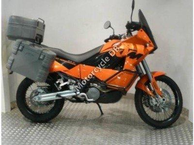 KTM 950 Adventure Orange 2005 15938