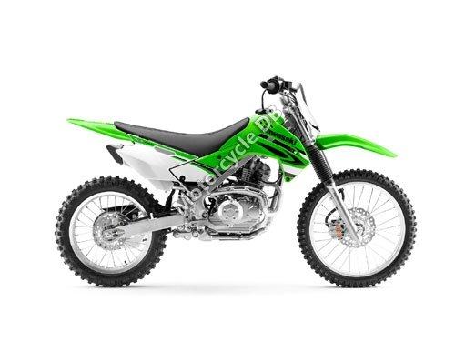 Kawasaki KLX140L 2008 2678