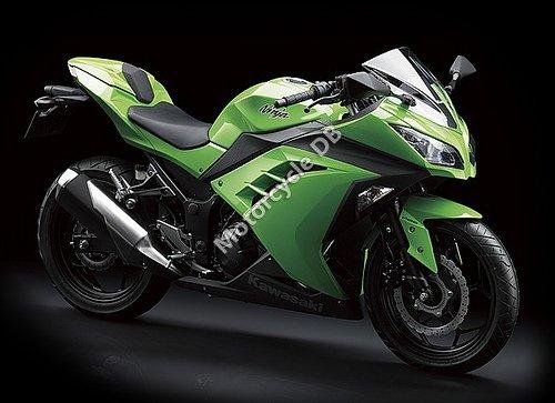 Kawasaki Ninja 250R 2013 22871
