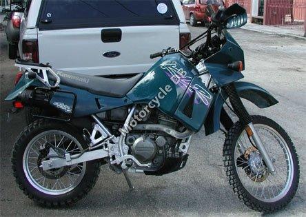 Kawasaki KLR 650 1998 9889