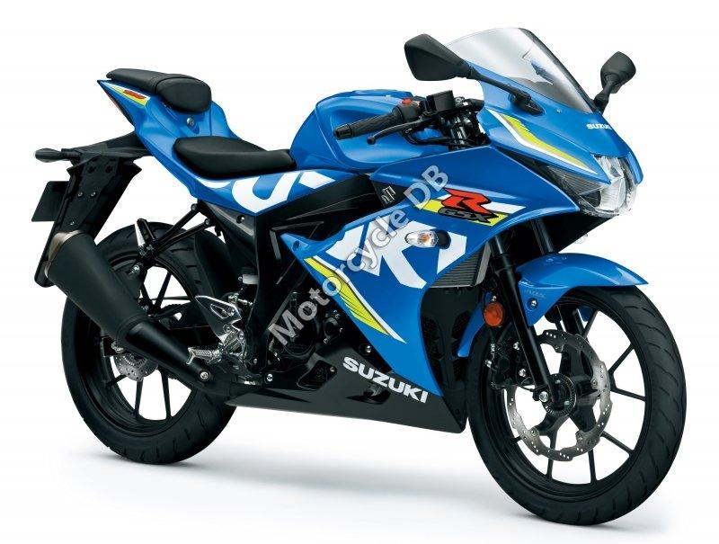 Suzuki GSX-R125 2017 27649