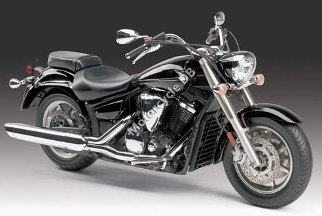 Yamaha XVS1300A Midnight Star 2009 10333