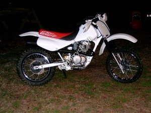 Honda XR 80 R 2002 14682