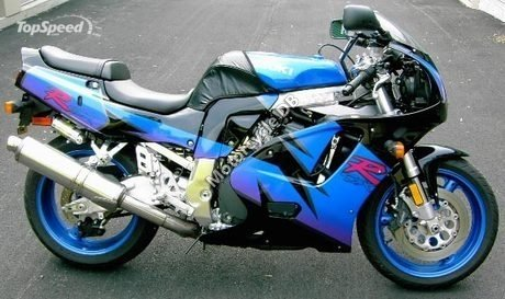 Suzuki GSX-R 750 W (reduced effect) 1992 8913 Thumb