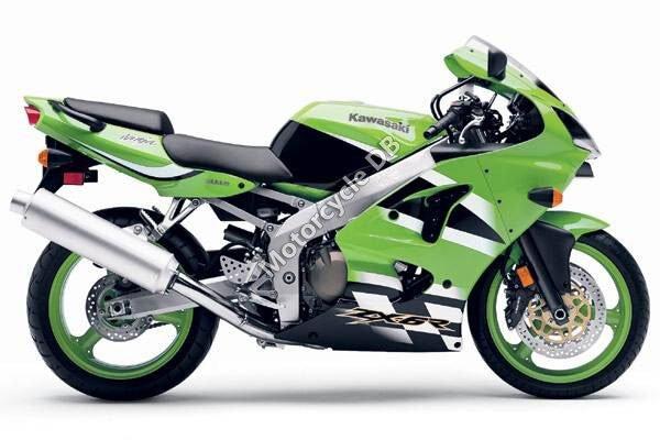 Kawasaki ZX-6R Ninja 1999 9012
