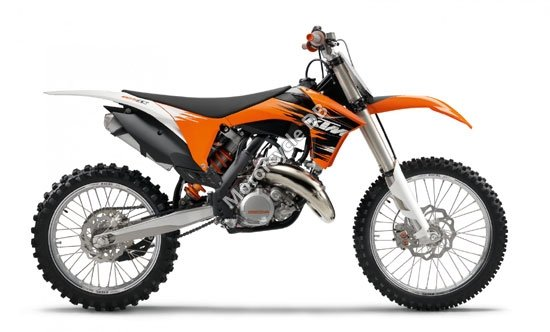 KTM 125 SX 2011 6110