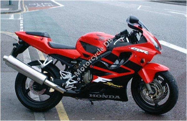 Honda CBR 600 F 2001 9922