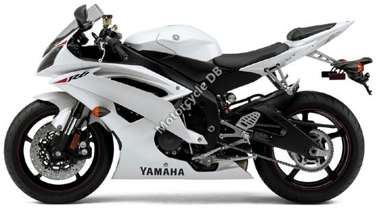 Yamaha YZF-R6 2010 4478