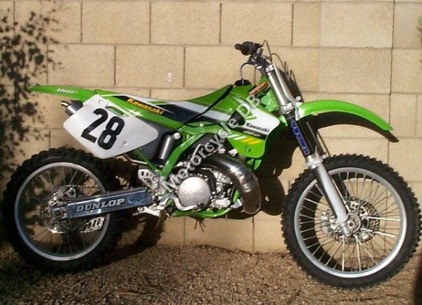 Kawasaki KX 250 2002 8719