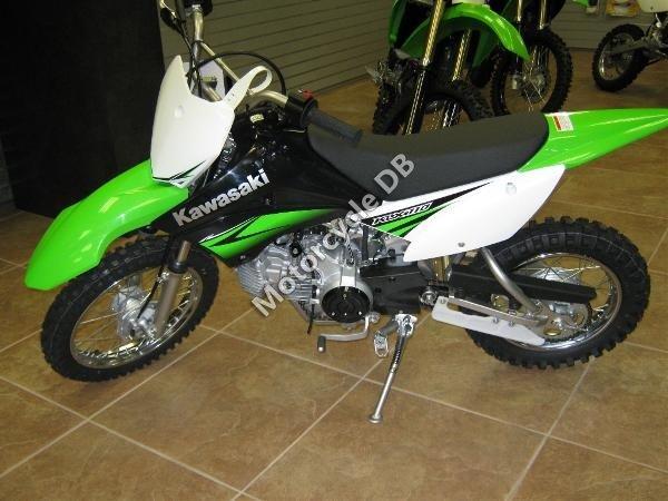 Kawasaki KLX 110 2011 15337