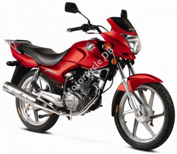 Honda CG 125 2007 12034