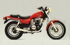 Honda CB 450 N 1985 10130