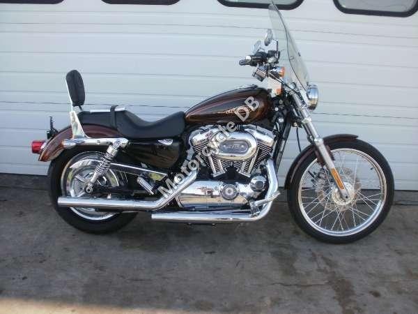 Harley-Davidson XL 1200C Sportster 1200 Custom 2009 11836