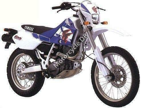 Yamaha TT 600 S 1997 18872
