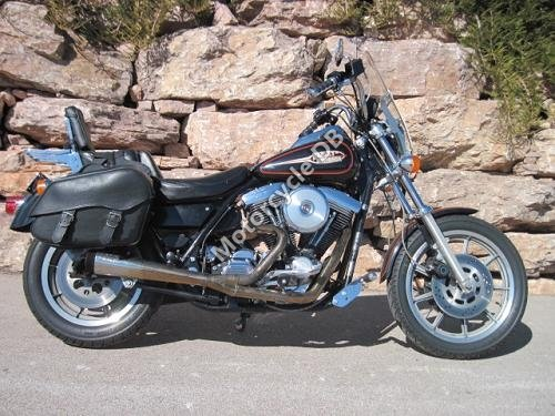 Harley-Davidson FXRS 1340 SP Low Rider Special Edition 1991 13409