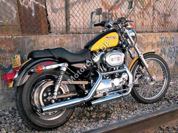 Harley-Davidson XL 1200 C Sportster Custom 2000 13077