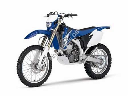 Yamaha WR 450 F 2007 2250