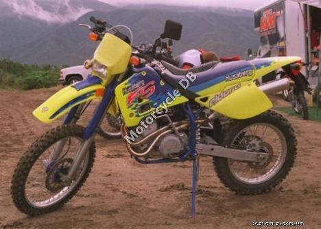 Husaberg FE 600 Odin 2001 17226