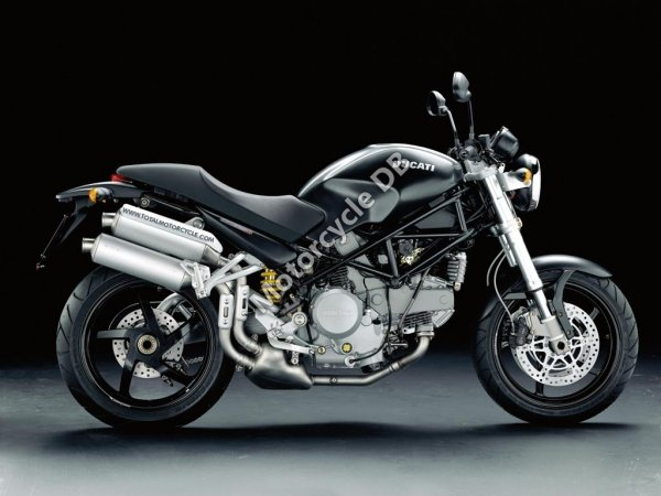 Ducati Monster S2R Dark 2005 5785