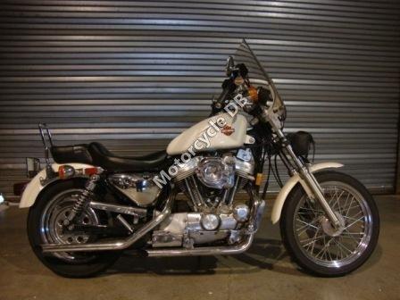 Harley-Davidson XLH Sportster 883 De Luxe 1991 14296