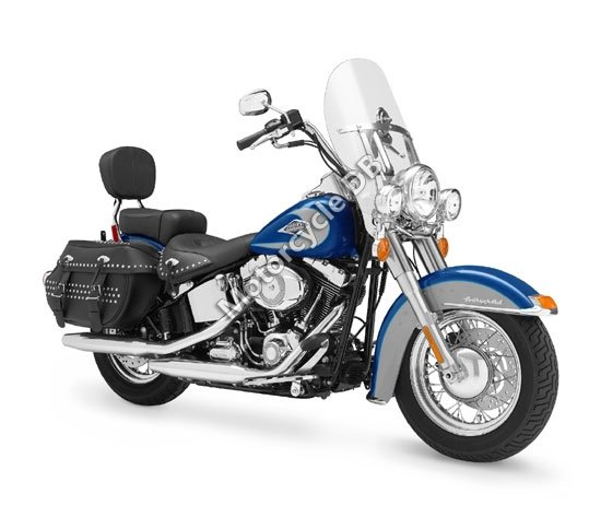 Harley-Davidson FLSTC Heritage Softail Classic 2009 3115