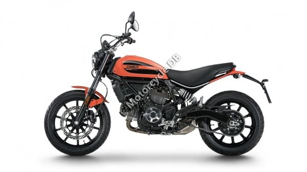 Ducati Scrambler Sixty2 2018 24553