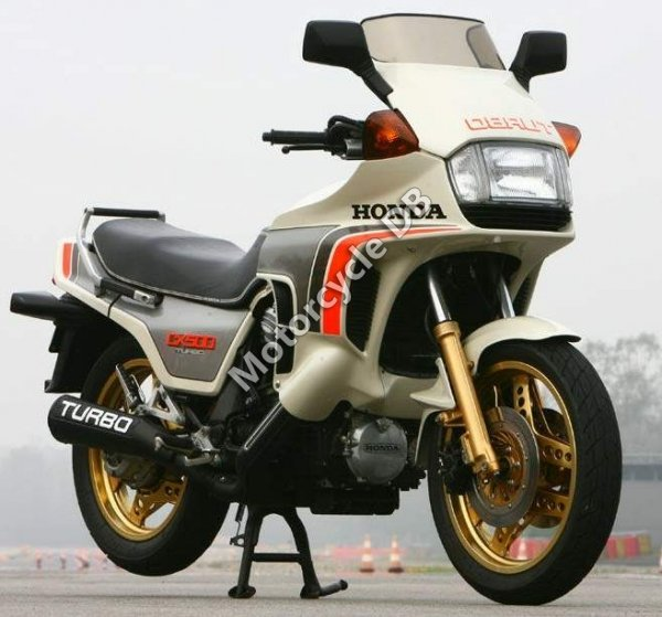 Honda CX 650 Turbo 1985 13672