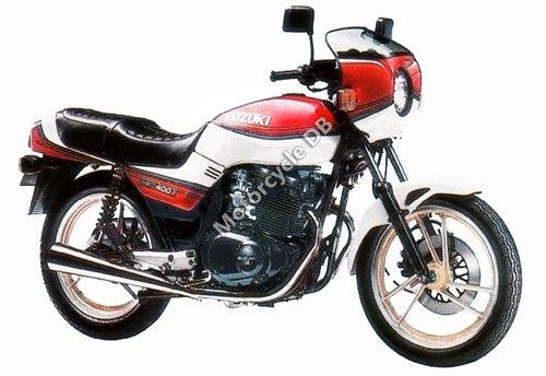Suzuki GSX 400 S 1985 20148