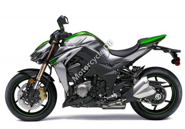 Kawasaki Z1000 2014 23540