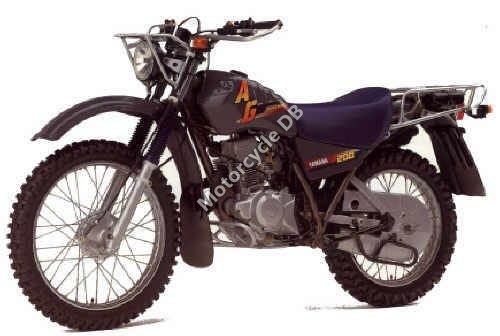Yamaha AG 200 E 2007 18967