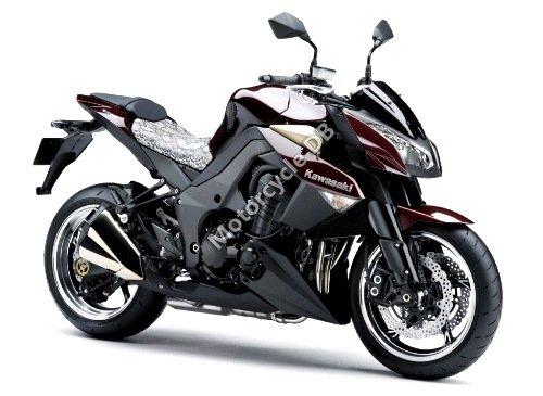 Kawasaki Z1000 2012 22214