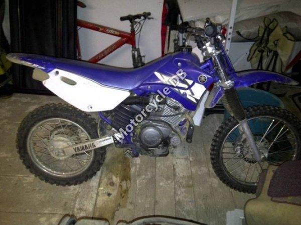 Yamaha TT-R125 2004 14911